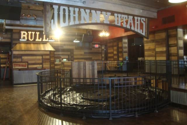 Johnny Utah's is known for its signature mechanical bull.
