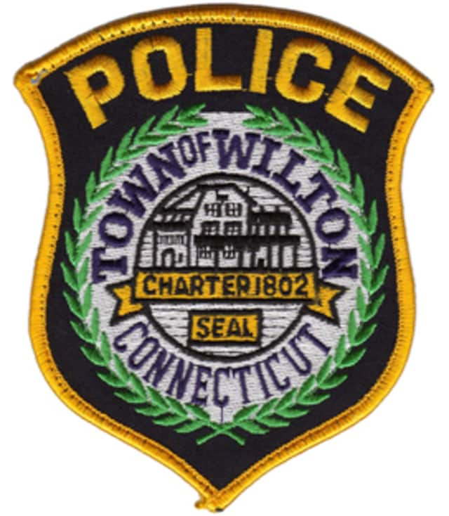 The Wilton Police Department said a white panel van was spotted Monday afternoon, April 21, in the parking lot Miller-Driscoll School.