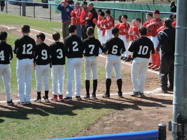 Bedford, Katonah Little League will hold opening day ceremonies on Saturday, April 26.