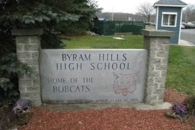 Byram Hills High School in Armonk is a gold medal winner in U.S. News & World Report's annual ranking of public high schools.