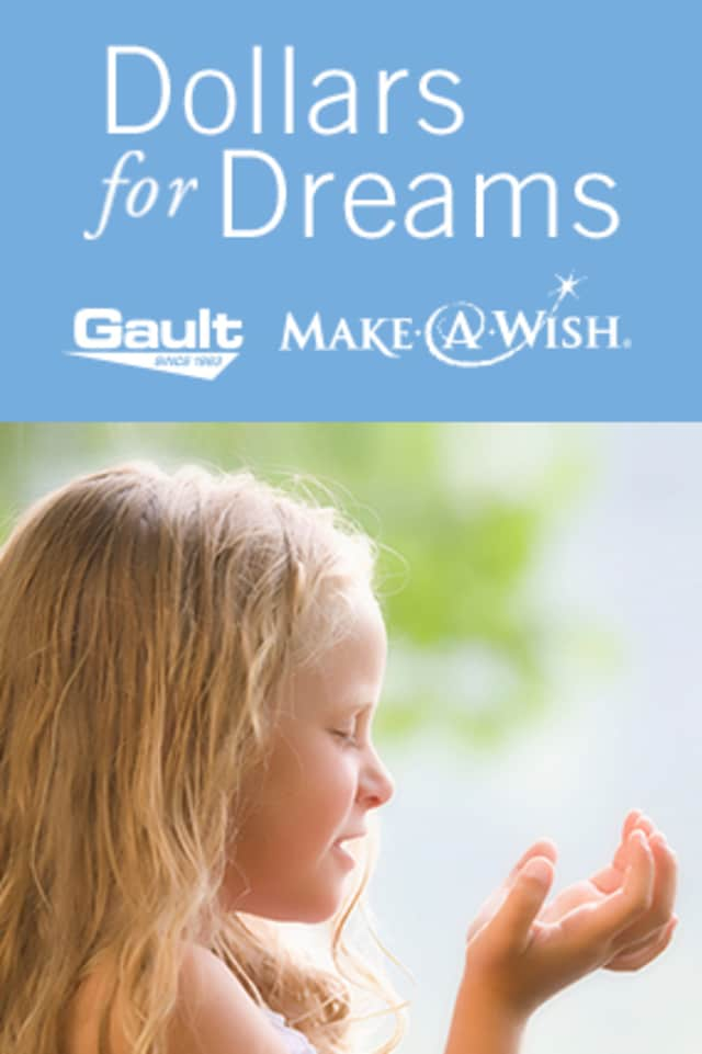 """Westport-based Gault Energy is teaming up with Make-A-Wish Connecticut to start the """"Dollars for Dreams"""" fundraising campaign."""