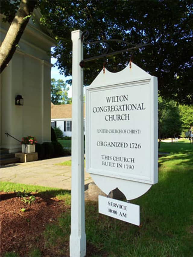 The Wilton Congregational Church will host an interfaith service of remembrance on Saturday, April 26.