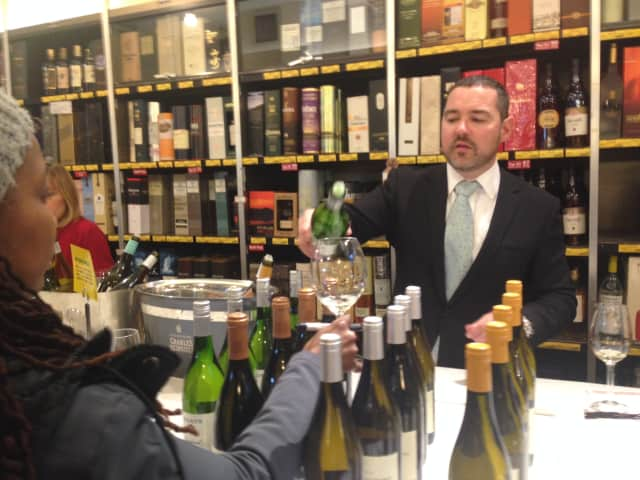 Zachys Wine and Liquor in Scarsdale regularly holds tasting events.