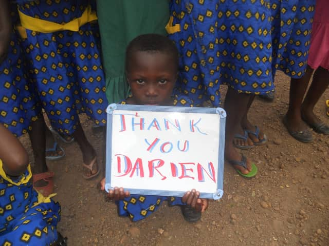 The Darien Book Aid Plan sends books to 50 countries and to agencies across the United States.