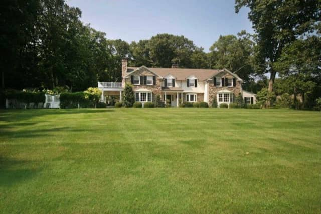 William Pitt Sotheby's International Realty has listed a North Stamford home that once belonged to Richard Salomon, who was President and Chairman of the cosmetic company Charles of the Ritz.