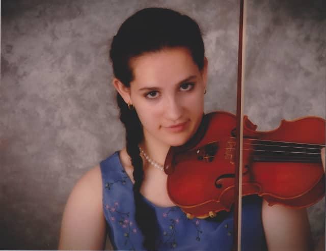 Danbury High School valedictorian Priyanka Altman will perform with the Danbury Community Orchestra on Sunday, May 4.