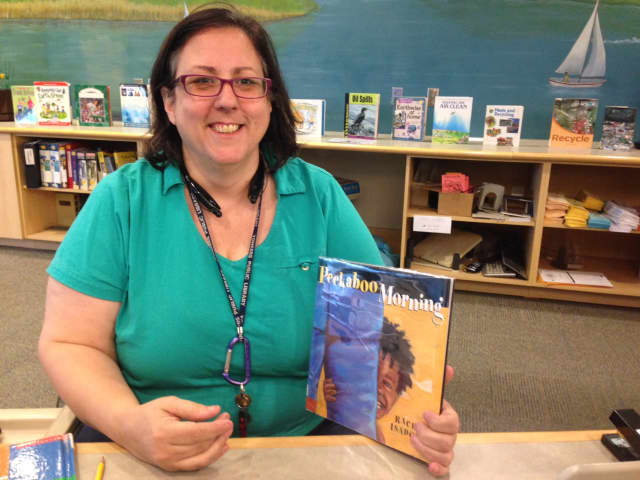 Mary Beth Kendrick, a librarian at the Yonkers Riverfront Library.