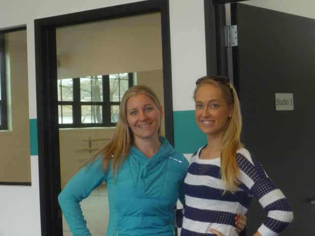 Lori Spada and Kristina Wozniak are outraged a Long Island school would cancel a kindergarten end of the year show.