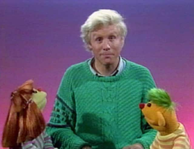 Happy birthday to Fred Newman.