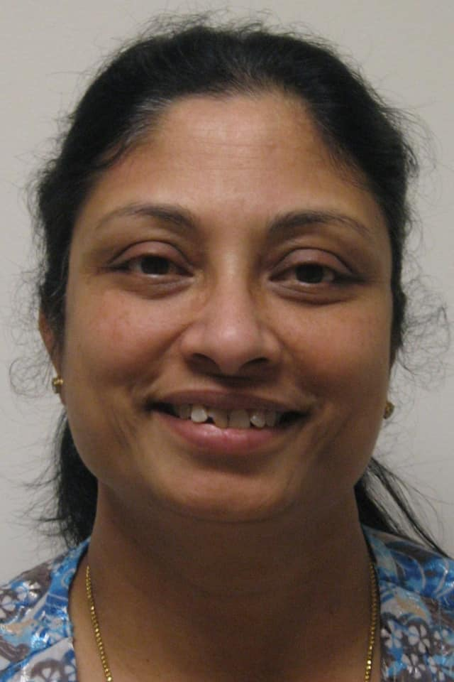 Cicily George, a native of India, is a nurse at Putnam Hospital Center.
