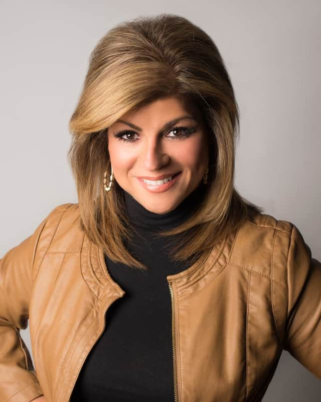 """Kim Russo, """"The Happy Medium"""" will visit the Paramount Theater on May 16."""