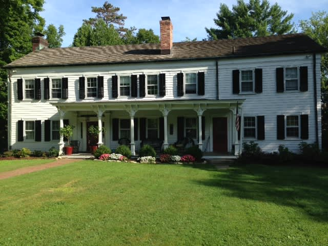 This home is one of the homes that will featured on the Historic House Tour of Yorktown.