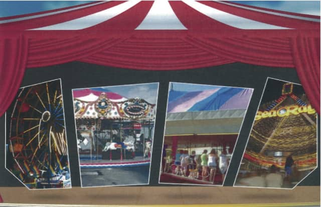 Rye Brook's second annual Spring Carnival begins Friday.