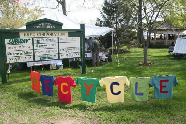 The 2014 Wilton Go Green Festival will be held at the Wilton Town Green and Wilton Library.