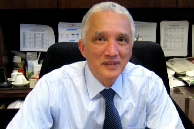 Several employees from Greenburg Schools are suing Superintendent Ronald O. Ross for harassment.
