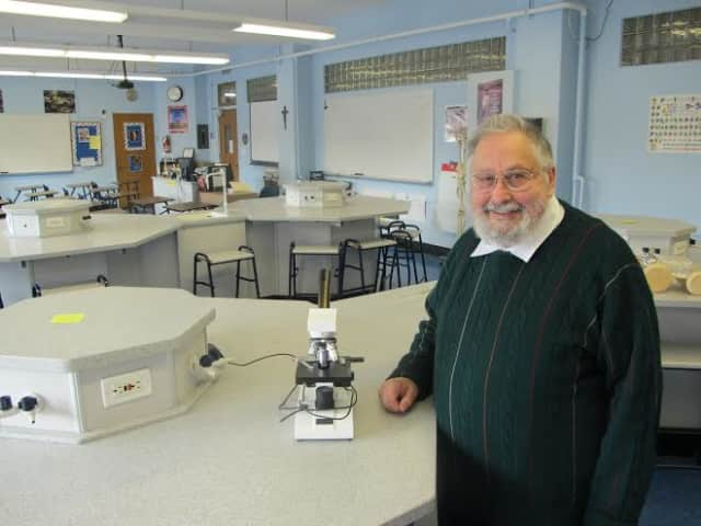 Longtime faculty member Ron Tedesco will be honored for his 50-year commitment at Stepinac High School on Thursday, May 8.
