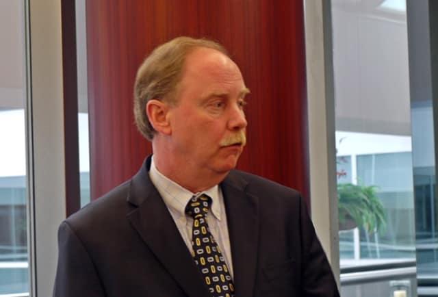 State Sen. Michael McLachlan, R-Danbury
