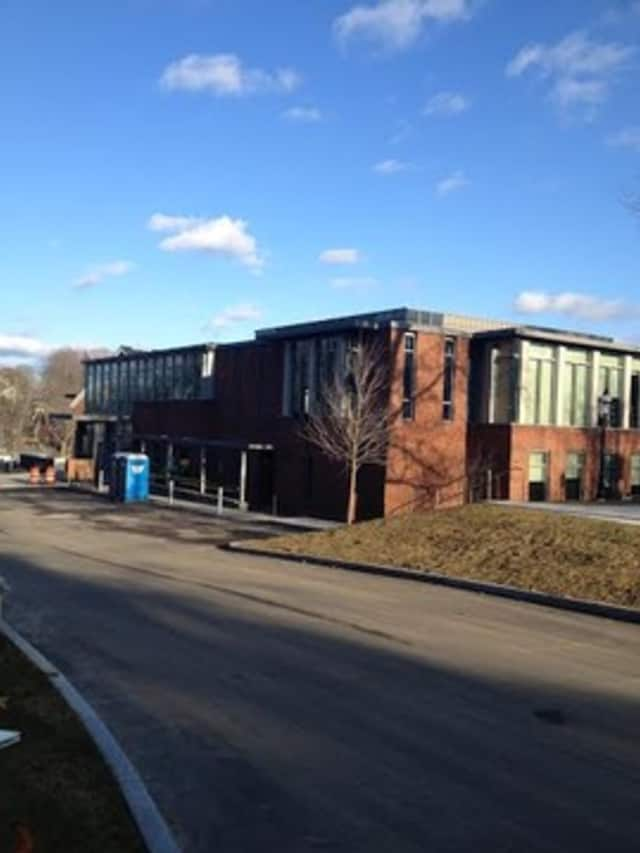 The new Ridgefield Library will reopen on Friday afternoon.
