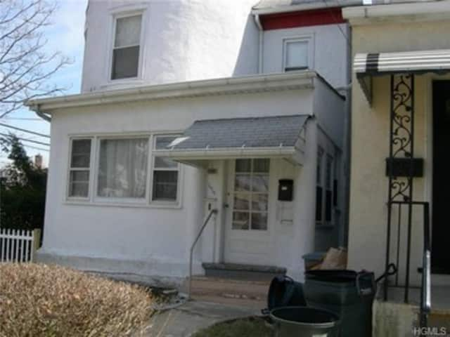 This house at 294 Jessamine in Yonkers is open for viewing this Saturday.