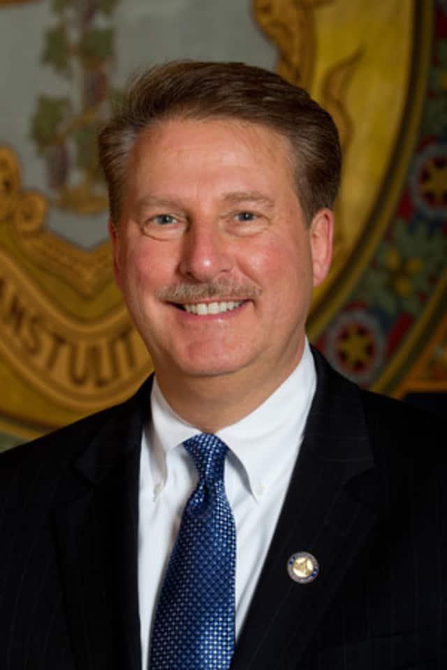 State Rep. David Scribner of Danbury