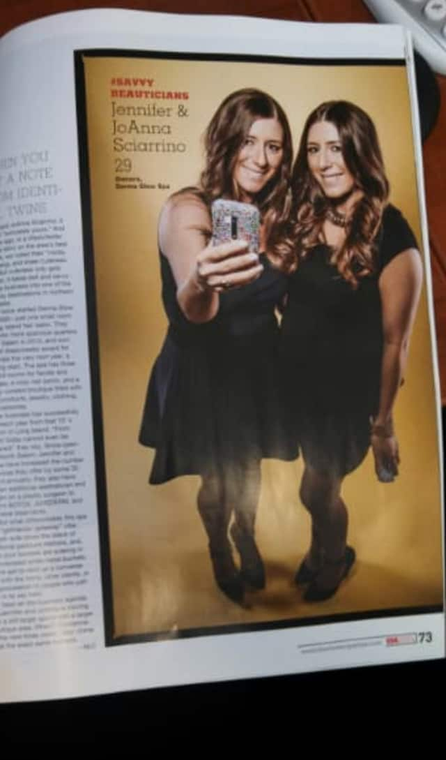 North Salem business owners Jennifer and JoAnna Sciarrino are featured in Westchester Magazine.