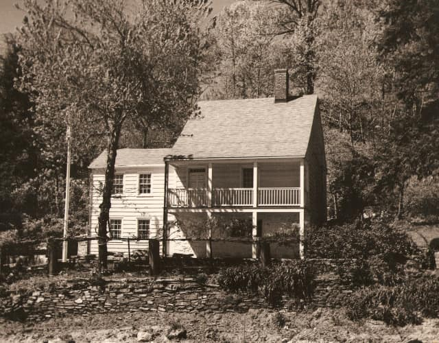 Sherwood House, ca. 1959.