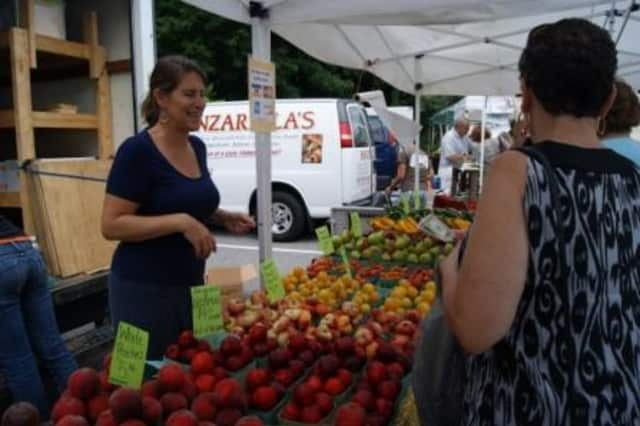 The Farmers' Market at Hudson Valley Hospital Center is open for the season.