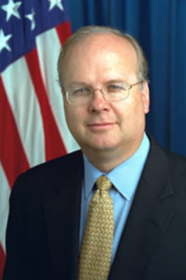 Karl Rove told a conference that he believes Chappaqua's Hilary Clinton may have brain damage, according to a NYPost.com report.