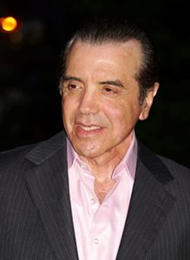 "Happy birthday to Calogero Lorenzo ""Chazz"" Palminteri."