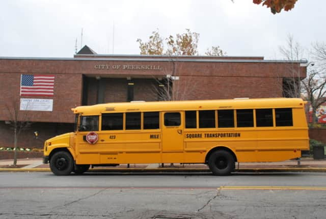 Mile Square Bus, transports thousands of students in Yonkers, Mount Vernon and New Rochelle