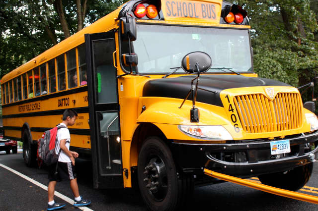 Mile Square Bus, which transports thousands of students in Yonkers, Mount Vernon and New Rochelle, threatened to strike beginning on Monday.