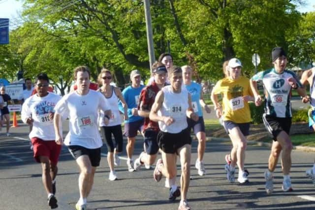 The Stayin' Alive 5-K Fun Run and Walk will take place Saturday, May 31, at the Windmill Club in Armonk.