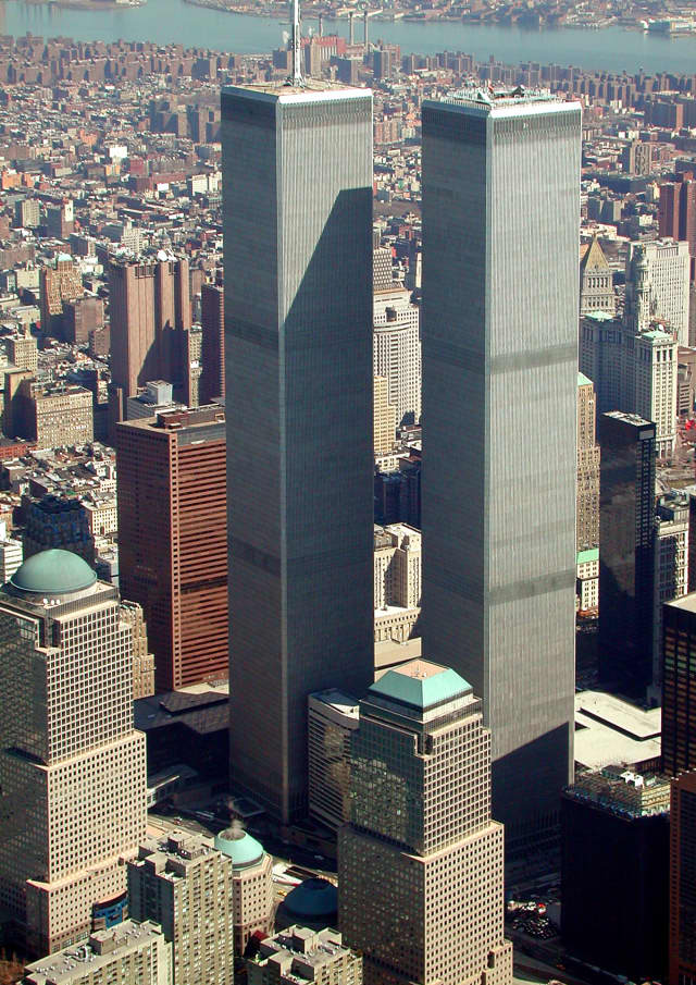 Cresskill officials have received an architect's plans to memorialize victims of 9/11 using World Trade Center steel.