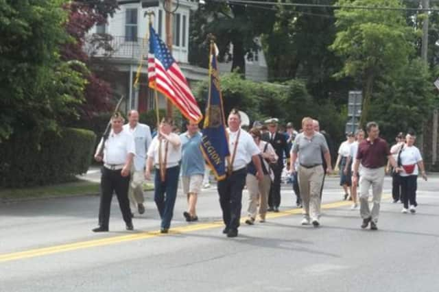 Somers will hold its Memorial Day Parade on Monday, May 26.