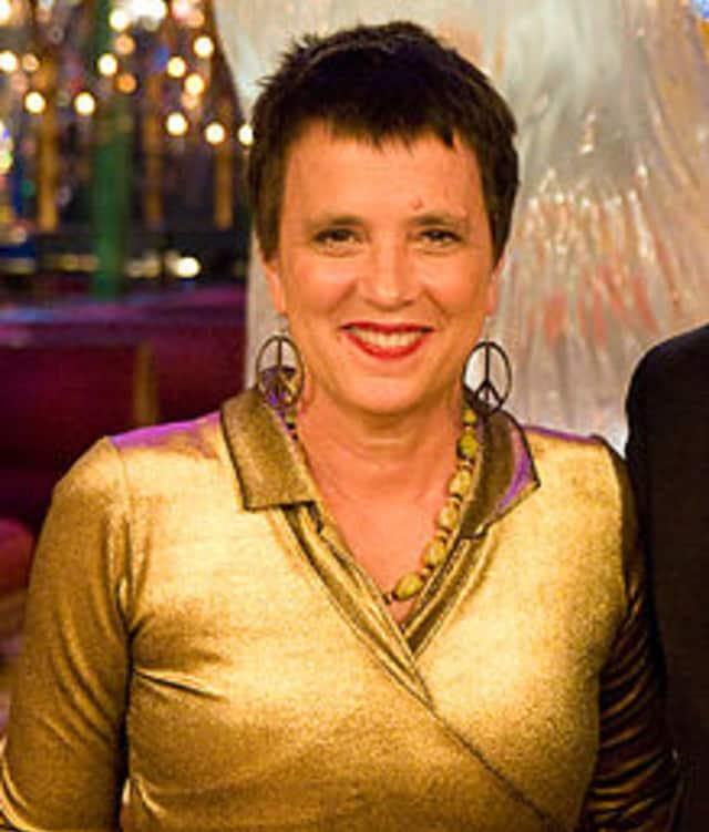 Happy birthday to Eve Ensler.