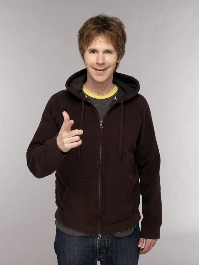 Enjoy the stand-up comedy of Dana Carvey at the Ridgefield Playhouse.