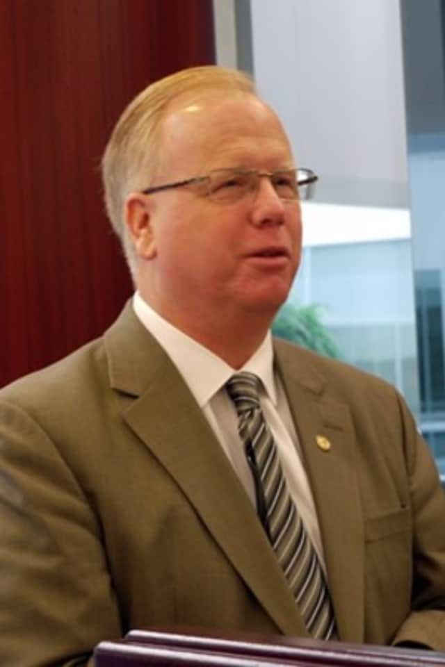 Danbury Mayor Mark Boughton is seeking to get on the ballot for the August primary for governor.