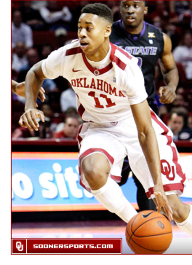 Mount Vernon graduate and University of Oklahoma basketball standout Isaiah Cousins is recovering after being shot on Tuesday.