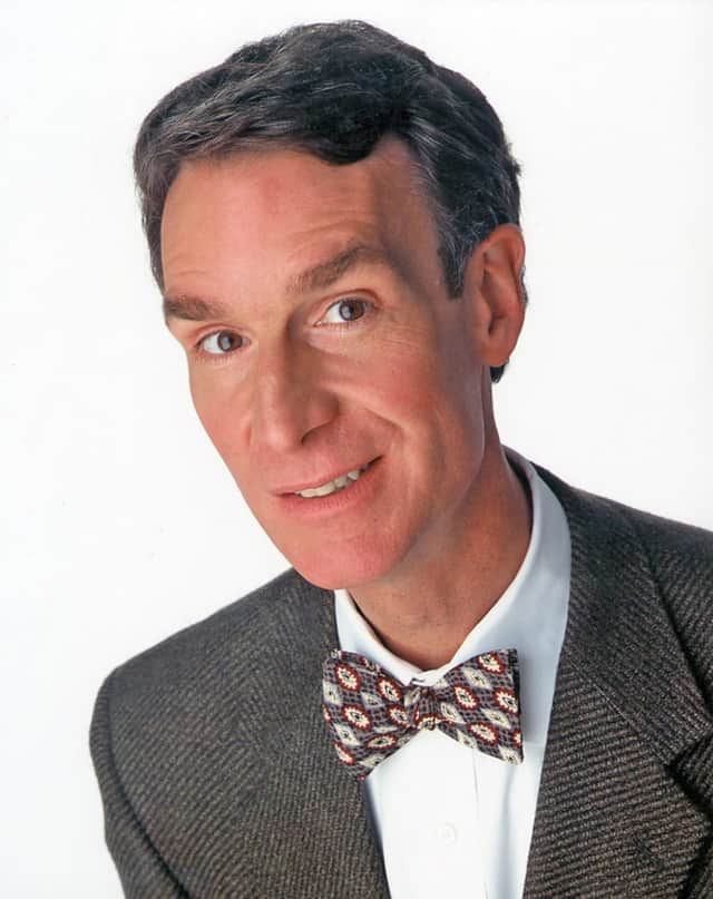 Talks by Bill Nye 'The Science Guy' are always popular. Get a ticket to see him at the Maritime Aquarium in Norwalk before it sells out.