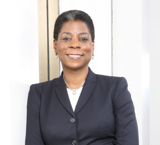 Ursula Burns, of Norwalk, is the first African-American woman to lead a Fortune 500 company.