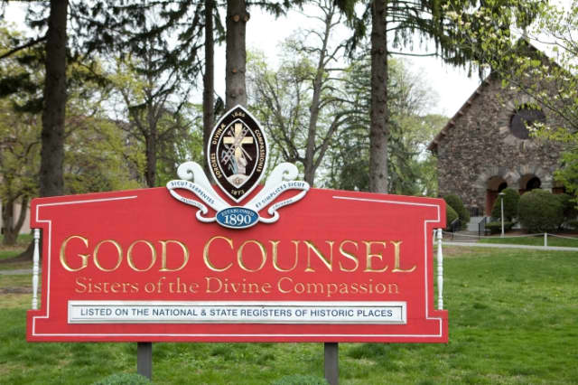 The White Plains Planning Board is considering a request to rezone land that was once home to Our Lady of Good Counsel Academy High School.