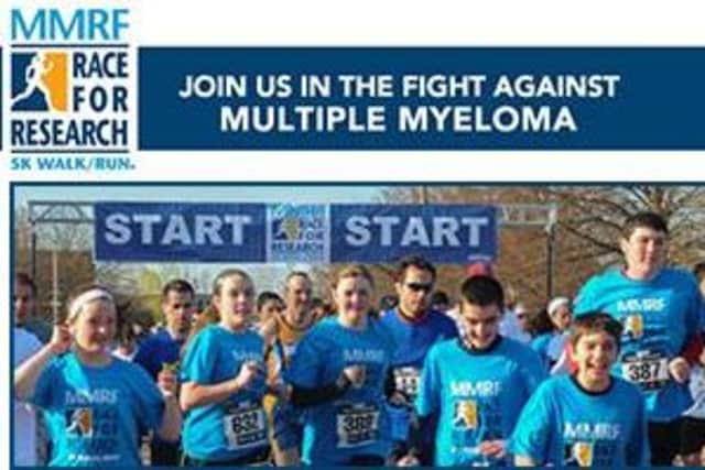 New Canaan High School will host the he 11th Annual Multiple Myeloma Research Foundation Race for Research: Tri-State 5K Walk/Run on Sunday, June 8.