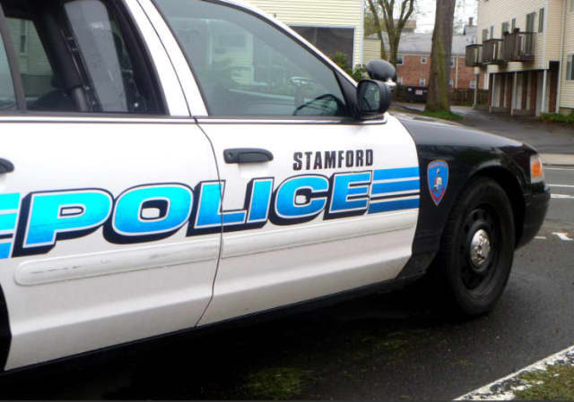 Stamford Police are investigating a suspected arson incident that occurred early Sunday morning.