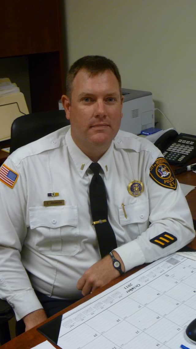 Peekskill Police Chief Eric Johansen is inviting residents to join him and other officers for Coffee with a Cop.