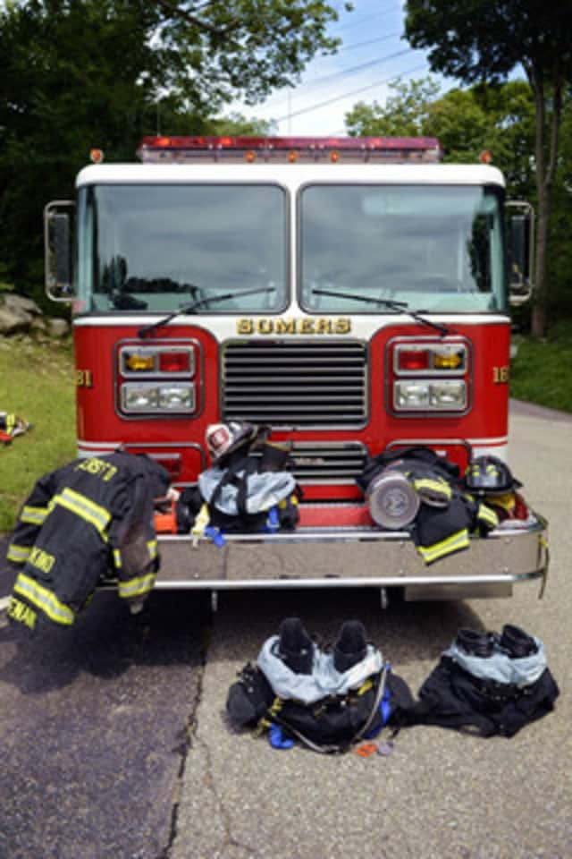 The Somers Volunteer Fire Department will welcome the circus on Saturday, June 7.