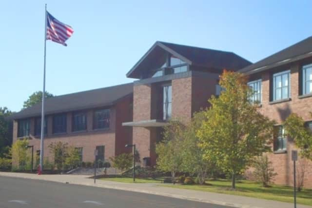 Dozens of students have been suspended after starting a food fight in the Darien High School cafeteria.