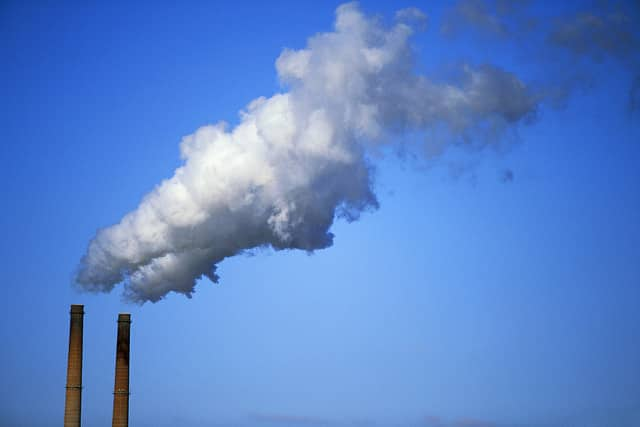 Greenhouse gas emissions have dropped in Connecticut since 1990, according to a release.