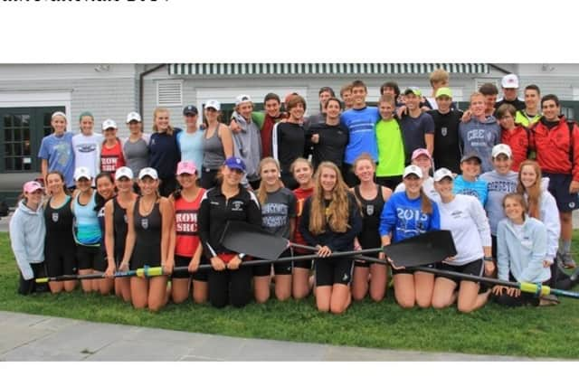 Saugatuck Rowing Club are sending 11 crews and 49 rowers to the USRowing Youth National Championships, which begin Friday in Sacramento, Calif.