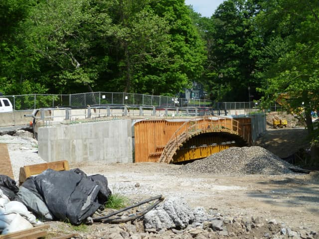 Construction on the Croton Falls Road Bridge will result in road closures on Wednesday, June 11.
