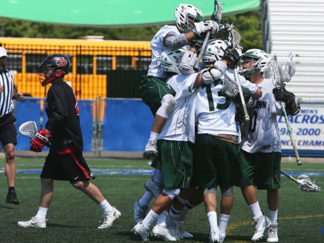 Yorktown's boys lacrosse team, winner of the 2014 state title and a state semifinalist last year, will once again be tested by a tough schedule.